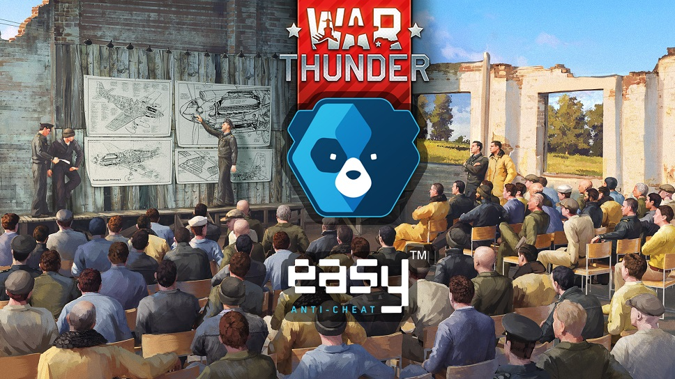[NOVINKA] Easy Anti-Cheat ve War Thunderu!