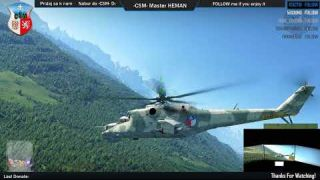 """Helicopters in War Thunder on Dev Server with Update 1.81 """"The Valkyries"""""""
