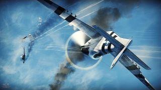 War Thunder Maneuvers and Tactics Pt. 1 - Offensive Maneuvers